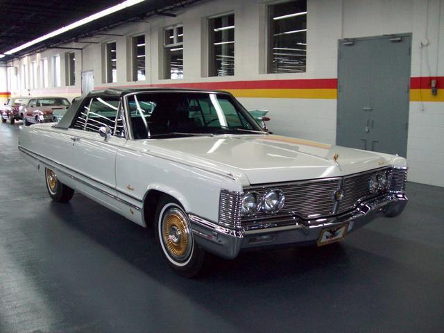 Chrysler Imperial Convertible 1968