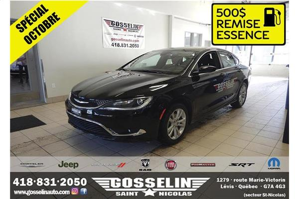 Chrysler 200 Limited *NEUF* 2016
