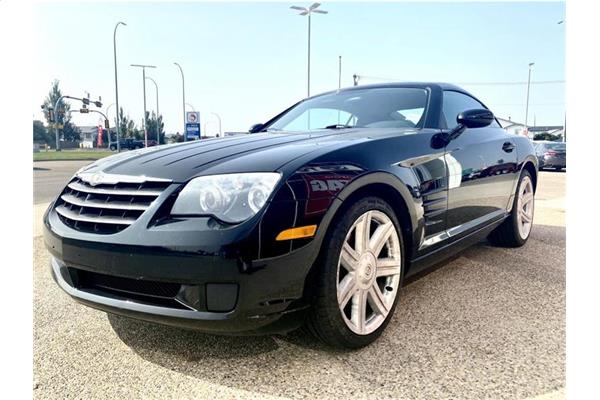 Chrysler Crossfire 2dr Cpe 2005